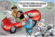 Driving snip