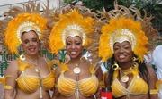 Carnival Tues Tribe Kiskadee Girls