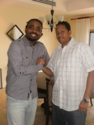 Jason and Machel
