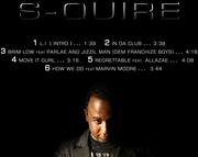 S-QUIRE ALBUM COVER