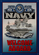 Navy Welcome