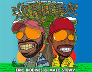 No Pulp Tour: Eric Biddines and Malc Stewy