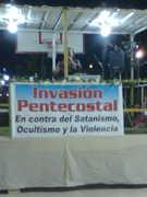CULTO EN CONTRA SATANISMO ETC...