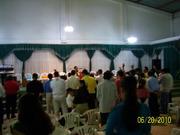 la iglesia en Pasaje