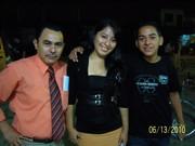 con 2 amigos