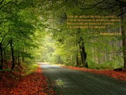 Wallpaper cristiano - enderezara tus veredas
