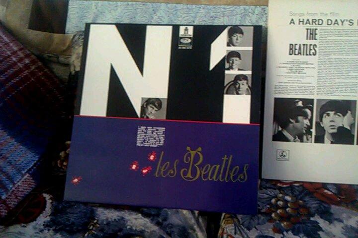 Les Beatles!