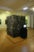 sorry no love for today-live video instalation-medium variable.2009