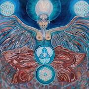 Blue Womb Matrix