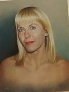 Autorretrato I. Pastel