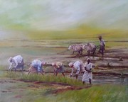 OIL PAINTING...