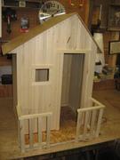 Doll Tree House
