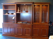 Clubhouse Trophy Display