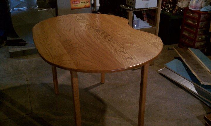 megans table