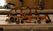 cordless tool collection