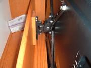 kenny's TV mount