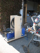 Mobile Dust Collection System