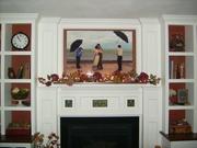 Shamma's Fireplace