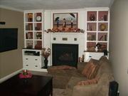 Fireplace Buitins