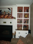 Fireplace Rightside unit