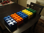 Keepsake boxs for my Grandchildren