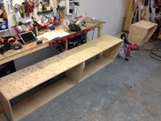 New bench assembly