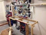 Old Workbench coming apart
