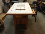 New workbench.