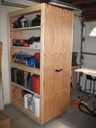 Garage Storage Cabinet #1