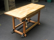 Woodworker's Workbench