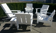 West Coast Chair Collection from Rustic Design Ent.
