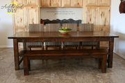Farmhouse Table w/ Extensions