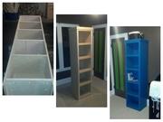 Tall, skinny bookcase