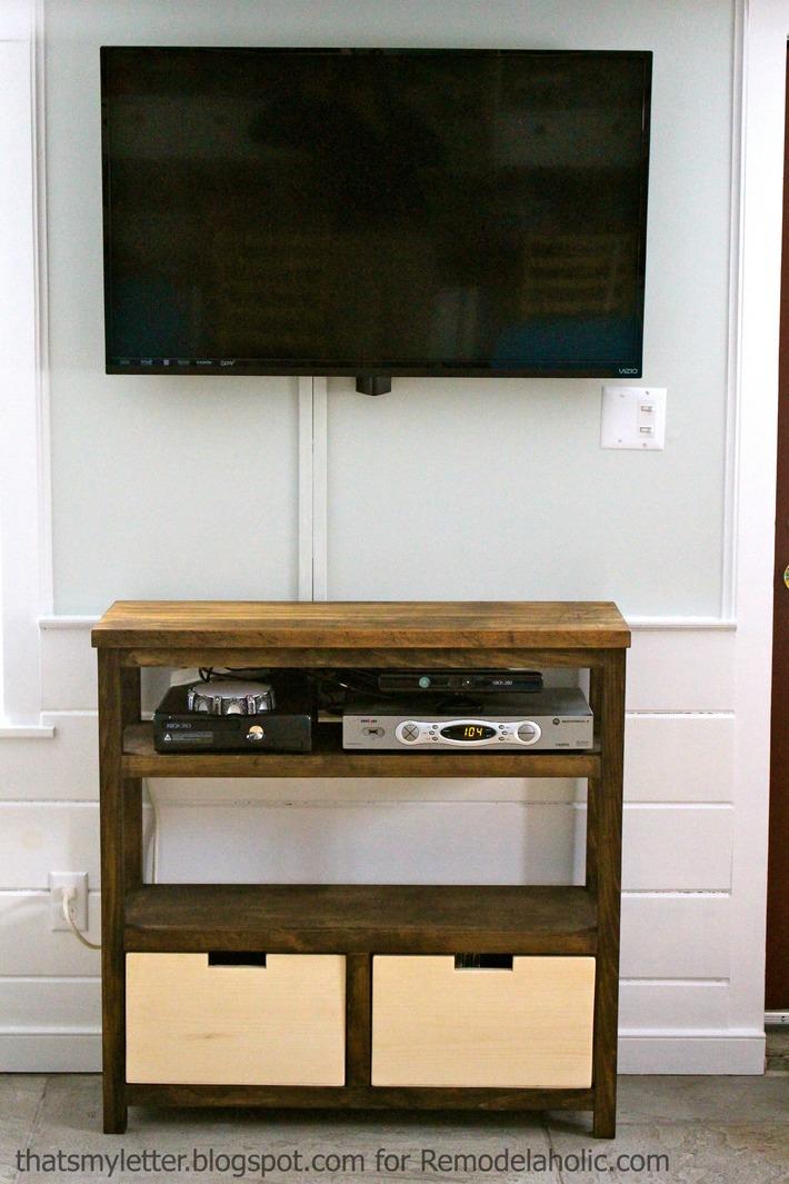 Open Media Shelf