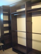 maple closets