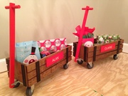 Rustic wagons