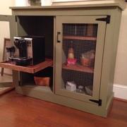DIY coffee station