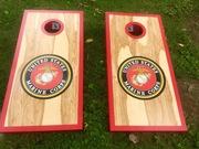USMC Cornhole boards