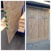 New Studio Doors