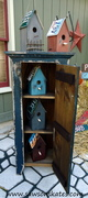 Vintage Style Jelly Cabinet