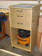 Tool Storage Cart 2