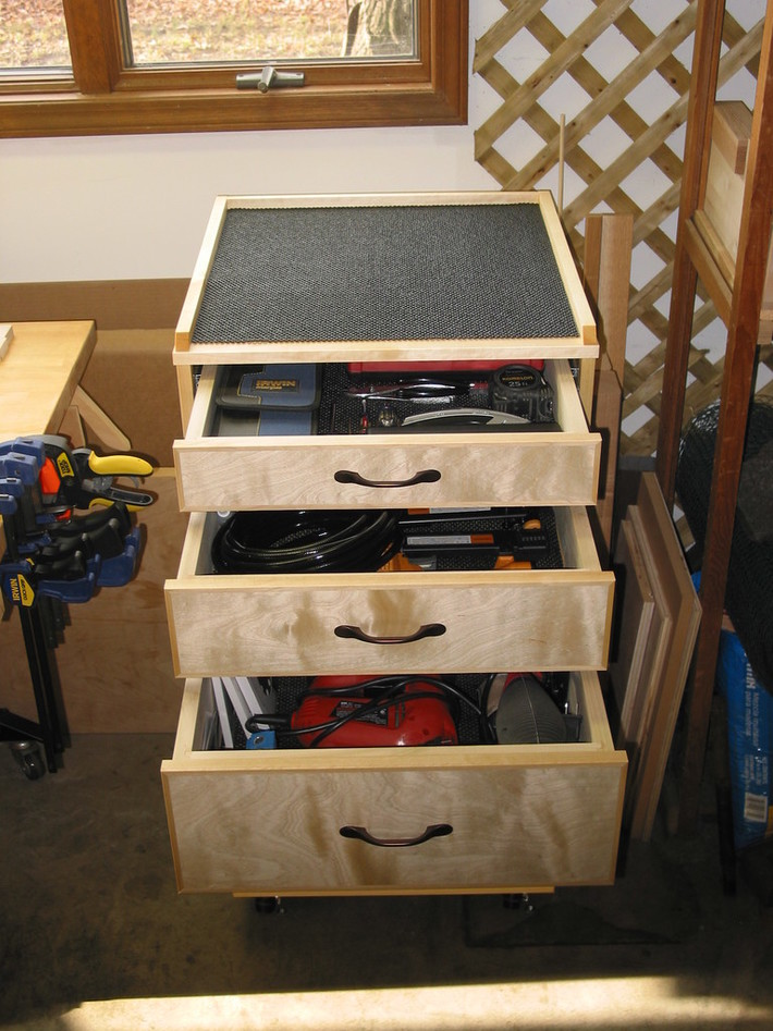 Drawer Front View