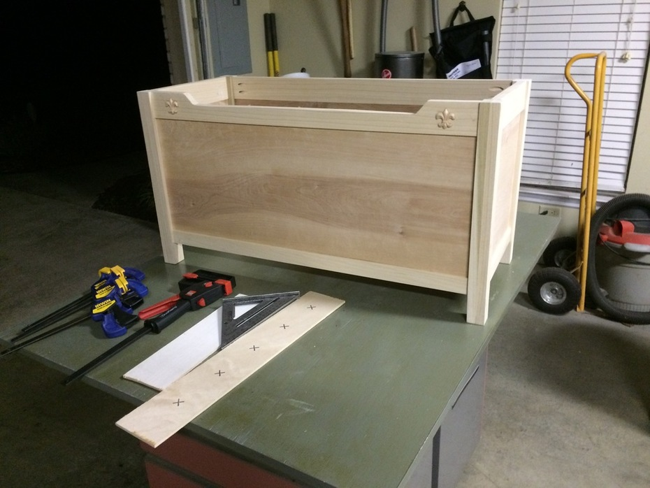 Toy Box - Heirloom Chest