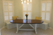 Racetrack Farmhouse Table