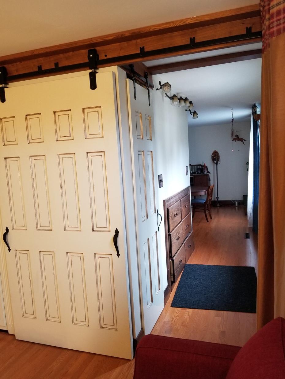 Hallway Now Through