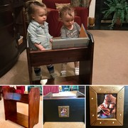 Toddler Bookcase