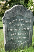 Mary (Brown) Moore