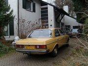 Ancienne Mercedes