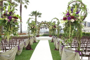 Grand ceremony decor