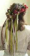 Evening Wedding Bridal Headpiece